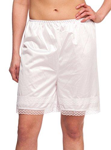 Patricia Lingerie Anti-Static Split Skirt Pettipant Half Slip Snip-It 17